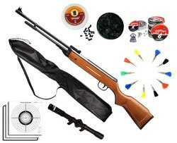 Air Pellet Rifle Protarget Germany 4,5 mm