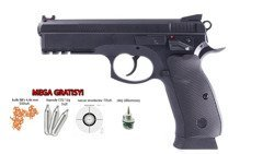 CZ 75 P-01 Shadow CO2 BB Pistol 4,46 mm cal .177