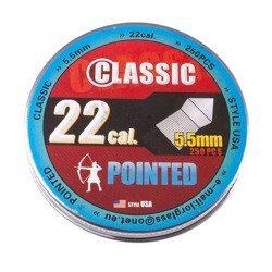 Pellet Classic Pointed 5,5 mm 250 szt.