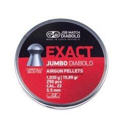 Śrut Diabolo JSB EXACT 5,50 mm 250 szt.