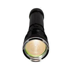 Latarka akumulatorowa LED z dyfuzorami i magnesem BL-901