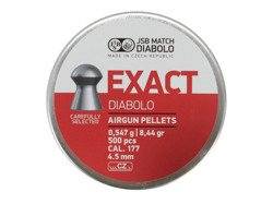 Śrut Diabolo JSB Exact 4,50 mm 500 szt.
