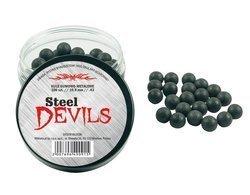 Kule gumowo-metalowe RAM Steel Devils .43 - 100 szt.