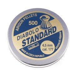 Śrut Diabolo Standard 4,5 mm 500 szt.