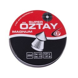 Śrut Diabolo Super Oztay Magnum 4,5 mm 250 szt.