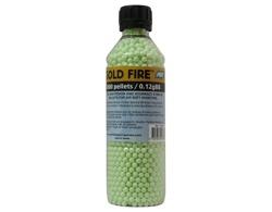 Kulki ASG Gold Fire 0,12 g 3000 szt.