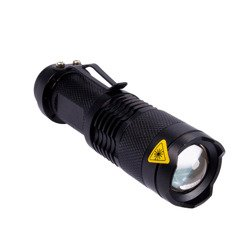 Latarka MINI LED Cree ZOOM Q5 75W
