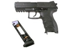 Pistolet H&K P30 4,46 mm